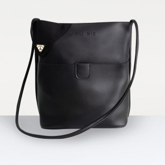 The Mimi Bag in Black
