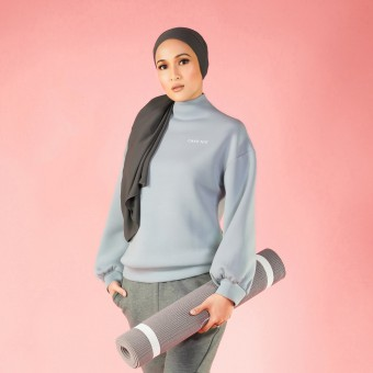 Cakenis Pop Jumper in Grey