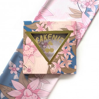 Batik Cake (Square Scarf) in Ashley