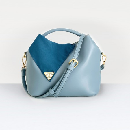 The Alisa Bag in Blue