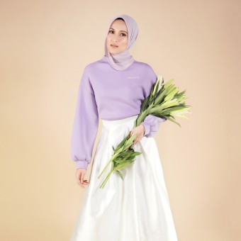 Cakenis Pop Jumper in Lilac