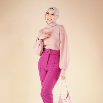 Cakenis Pop Jumper in Pink