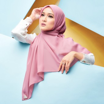 Cakenis Trifle Bawal Single- Rose
