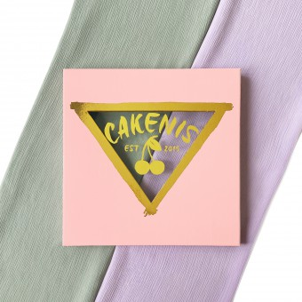 Set Duo: Cakenis Froth Chiffon in Matcha & Taro Latte