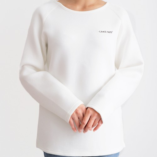 Cakenis Jumper in White
