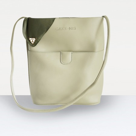The Mimi Bag in Olive