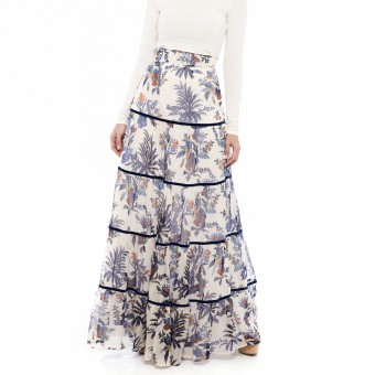 Robin Skirt in Blue