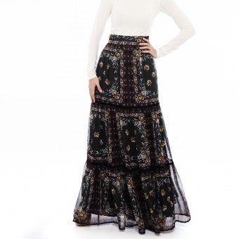 Kelly Skirt in Green