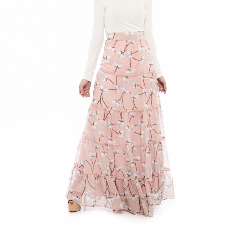 Poppy Skirt in Pink